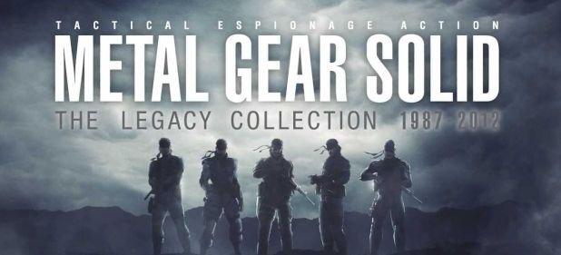 Metal Gear Solid: The Legacy Collection (Action-Adventure) von Konami