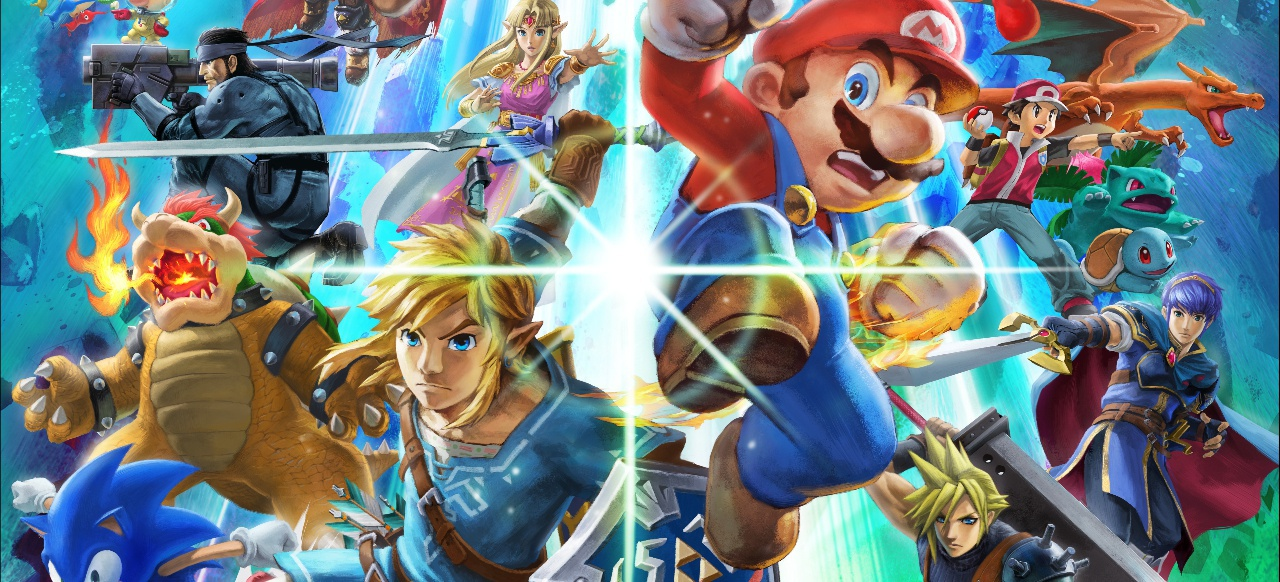 Super Smash Bros. Ultimate (Action) von Nintendo