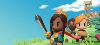 Kingdom Builders: Mischung aus City-Builder und Rollenspiel im Anmarsch