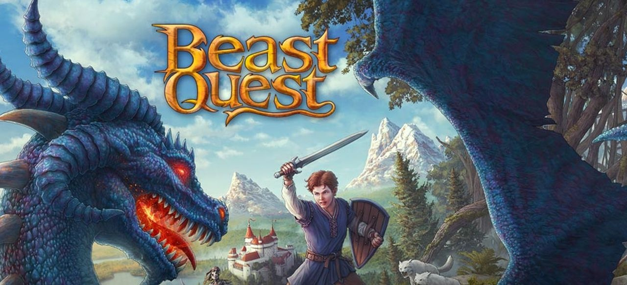 Beast Quest (Action-Adventure) von Maximum Games / Astragon
