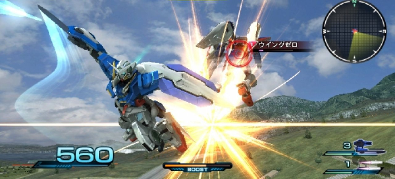 Mobile Suit Gundam Extreme VS-Force (Arcade-Action) von Bandai Namco