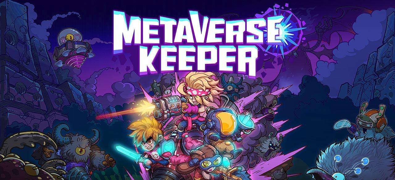 Metaverse Keeper (Rollenspiel) von Sparks Games / CIRCLE Ent.