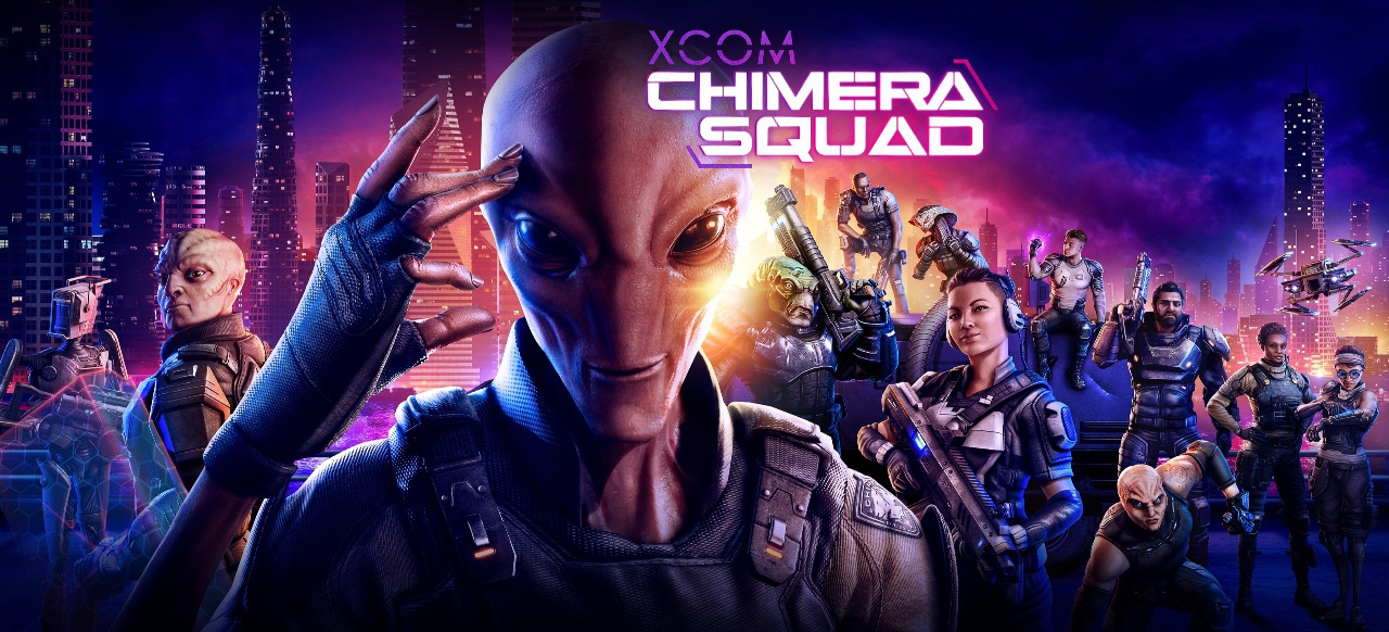 XCOM: Chimera Squad (Taktik & Strategie) von 2K Games