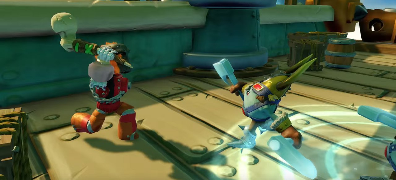 Skylanders: Imaginators (Action-Adventure) von Activision Blizzard