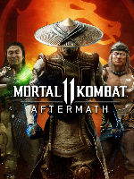 Alle Infos zu Mortal Kombat 11: Aftermath (PlayStation4)