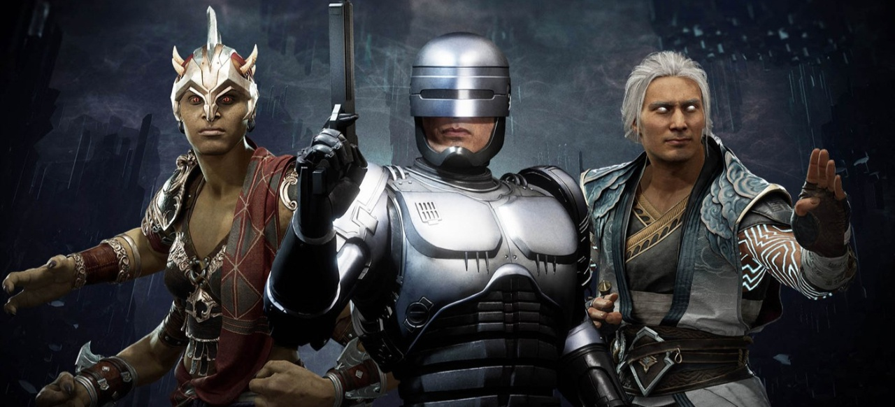Mortal Kombat 11: Aftermath (Prügeln & Kämpfen) von WB Games