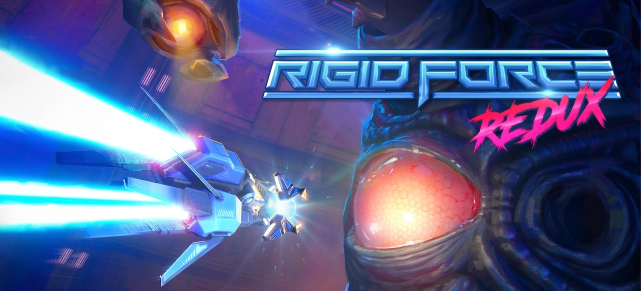 Rigid Force Redux (Arcade-Action) von Headup Games