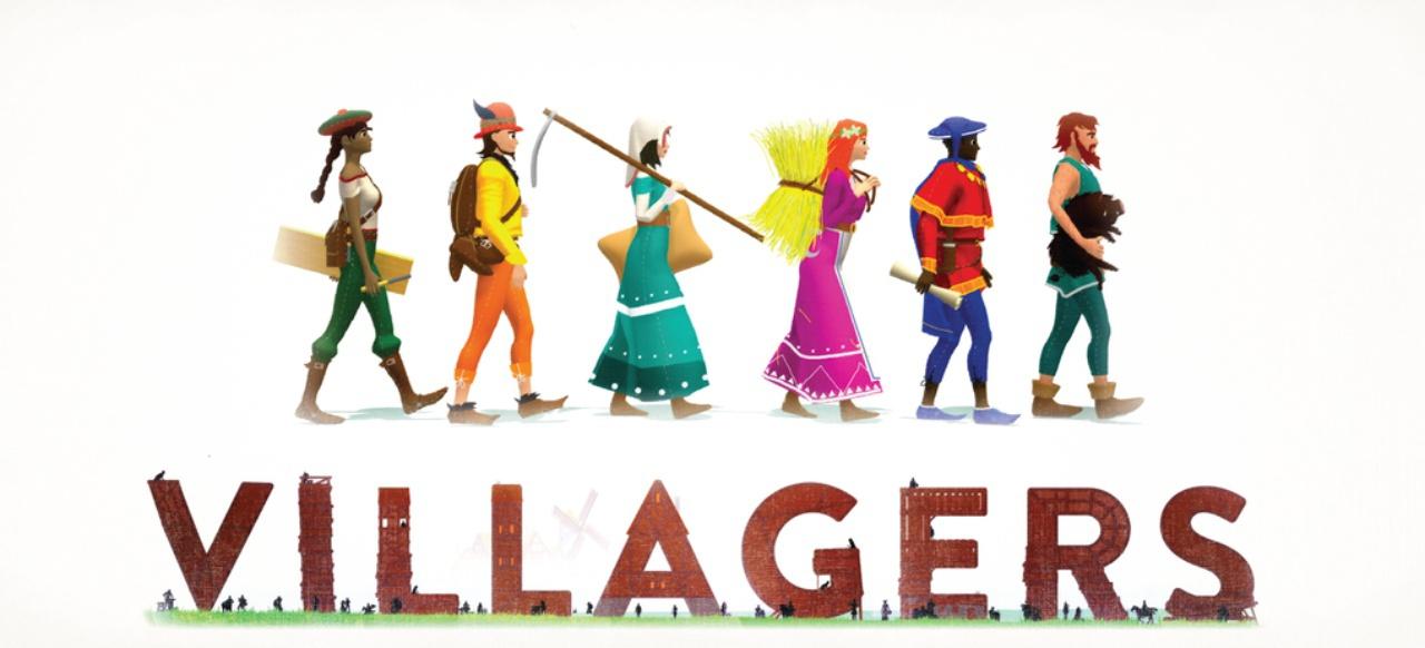 Villagers (Brettspiel) von Kosmos