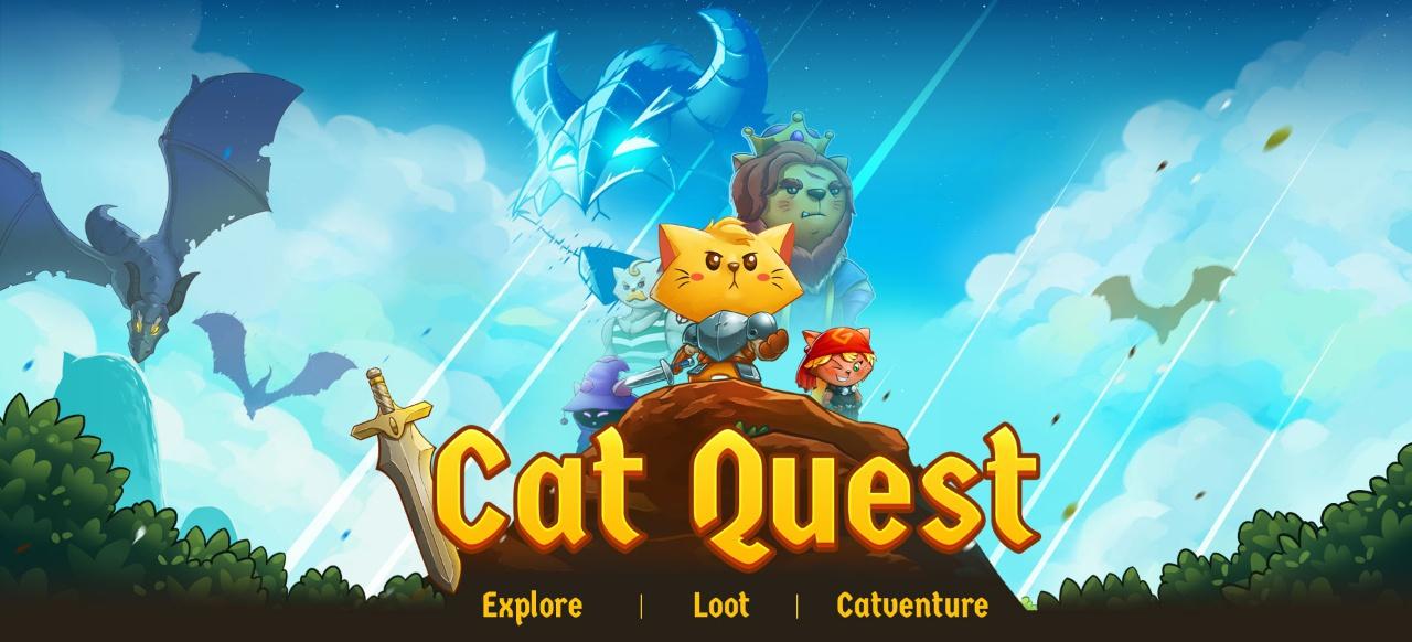 Cat Quest (Rollenspiel) von PQube