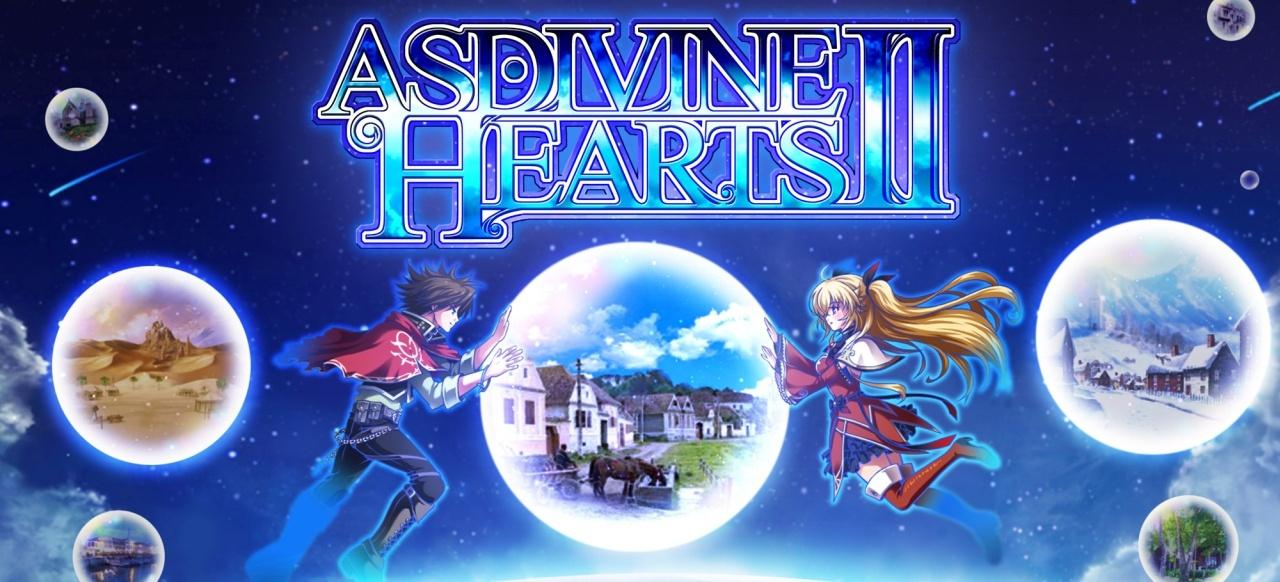 Asdivine Hearts 2 (Rollenspiel) von KEMCO
