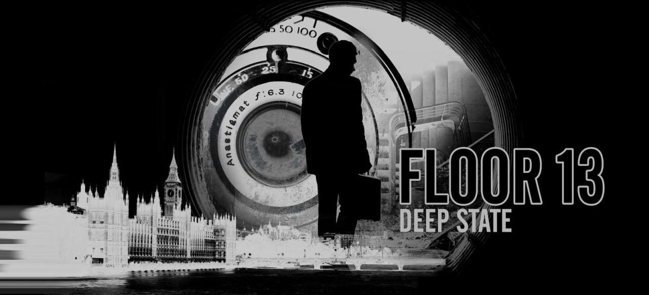 Floor 13: Deep State (Adventure) von Humble Games