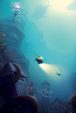 Alle Infos zu Song of the Deep (PC,PlayStation4,XboxOne)