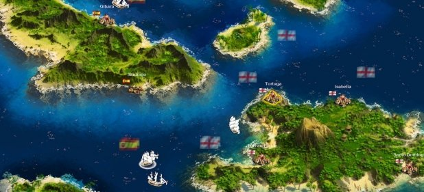 Port Royale 3 (Taktik & Strategie) von Kalypso Media