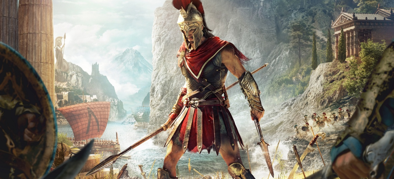 Assassin's Creed Odyssey (Action-Adventure) von Ubisoft