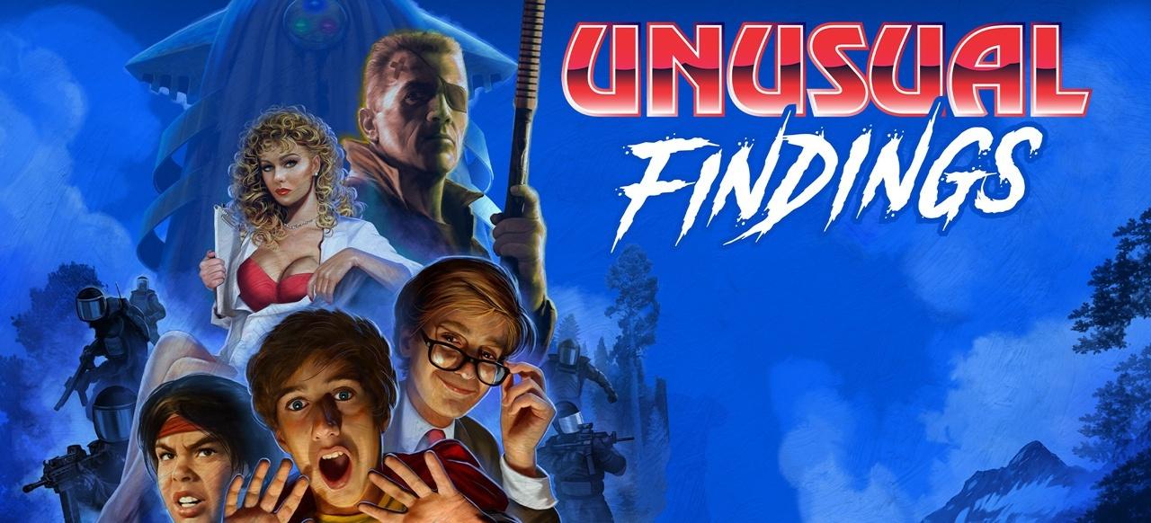 Unusual Findings (Adventure) von Buka Entertainment