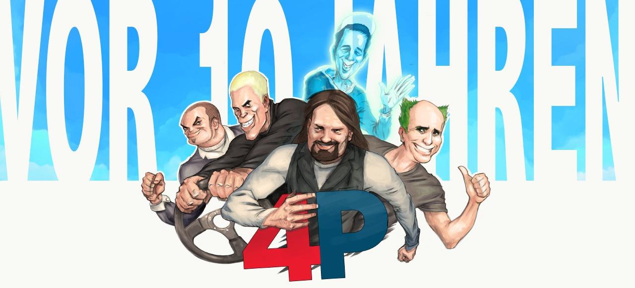 4Players vor zehn Jahren () von 4Players