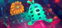 Lumote: Puzzle-Plattformer mit biolumineszentem Wabbelwesen angekündigt