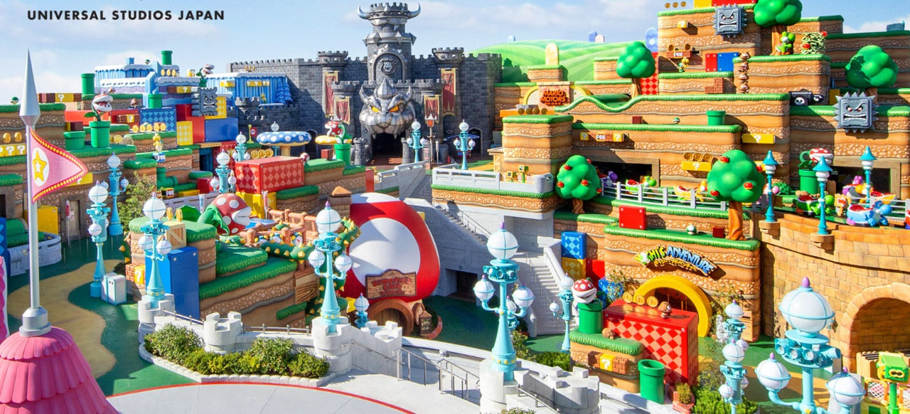 Super Nintendo World (Messen) von Nintendo / Universal Studios