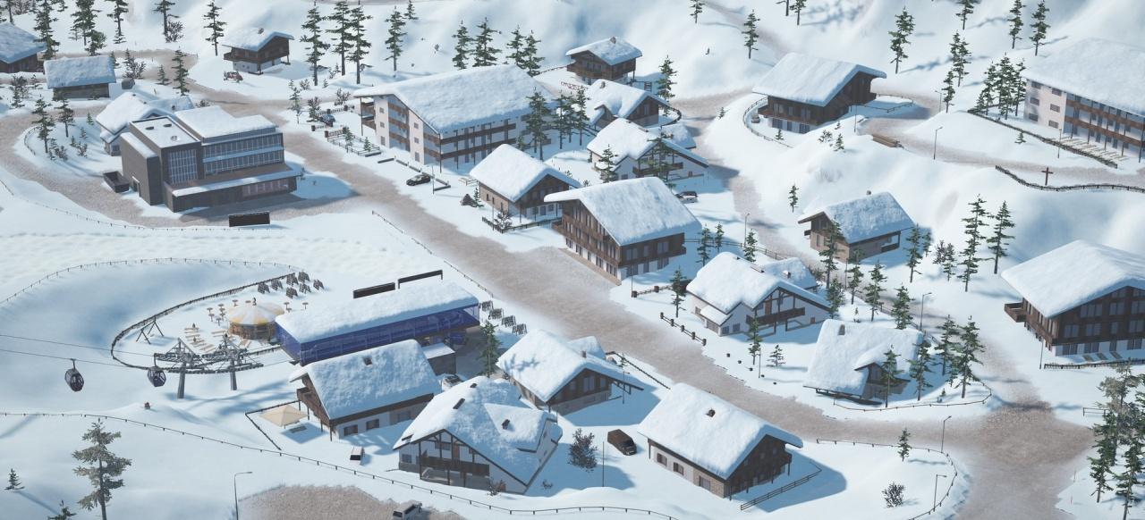 Winter Resort Simulator Season 2 (Simulation) von Aerosoft
