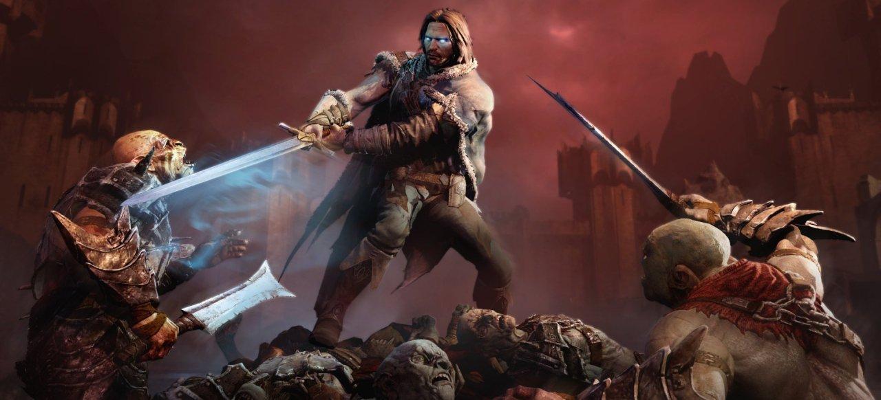 Mittelerde: Mordors Schatten (Action-Adventure) von WB Games