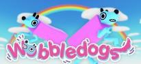 Wobbledogs: Virtueller Spielplatz für mutierende Hunde eröffnet