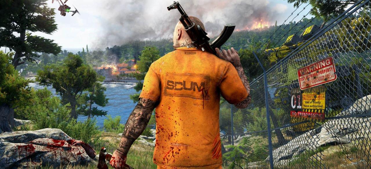 SCUM (Survival & Crafting) von Devolver Digital