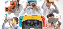 Nintendo Labo: Toy-Con 04: VR-Set: Überblick über das Toy-Con-Set und die Virtual-Reality-Spiele