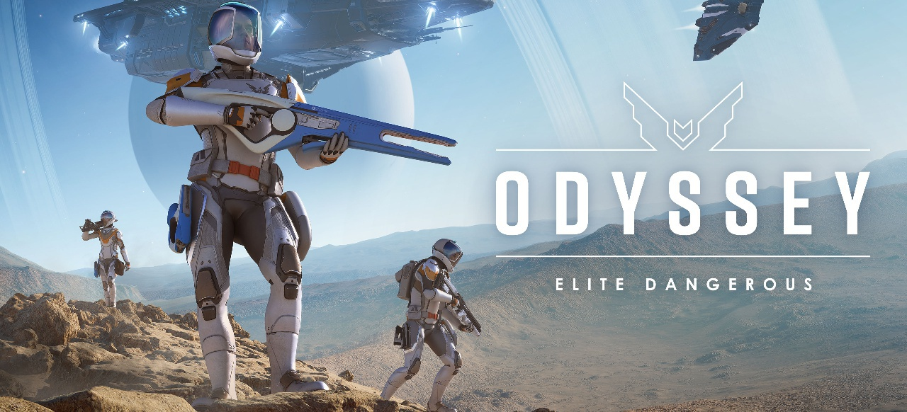 Elite Dangerous: Odyssey (Simulation) von Frontier Developments