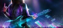 Unplugged: VR-Gitarrenspiel im Stil von Guitar Hero - mit den eigenen Händen und Fingertracking