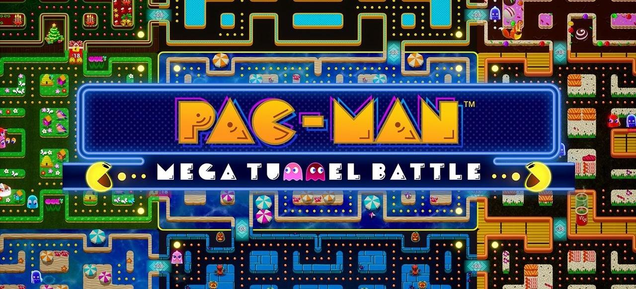 Pac-Man Mega Tunnel Battle (Arcade-Action) von Bandai Namco Entertainment