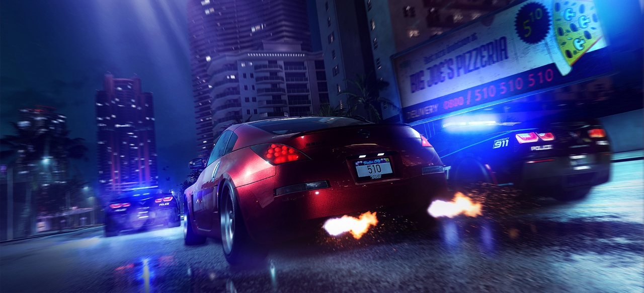 Need for Speed: Hot Pursuit (Rennspiel) von Electronic Arts
