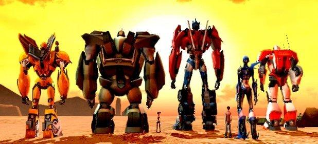 TransFormers: Prime - Das Spiel (Action-Adventure) von Activision