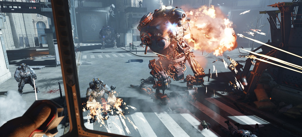 Wolfenstein: Cyberpilot (Action) von Bethesda