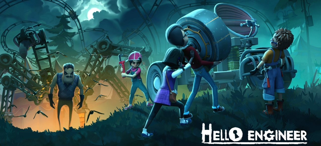Hello Engineer (Action-Adventure) von tinyBuild