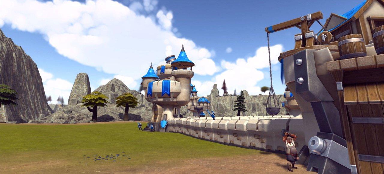 Siegecraft Commander (Taktik & Strategie) von Blowfish Studios