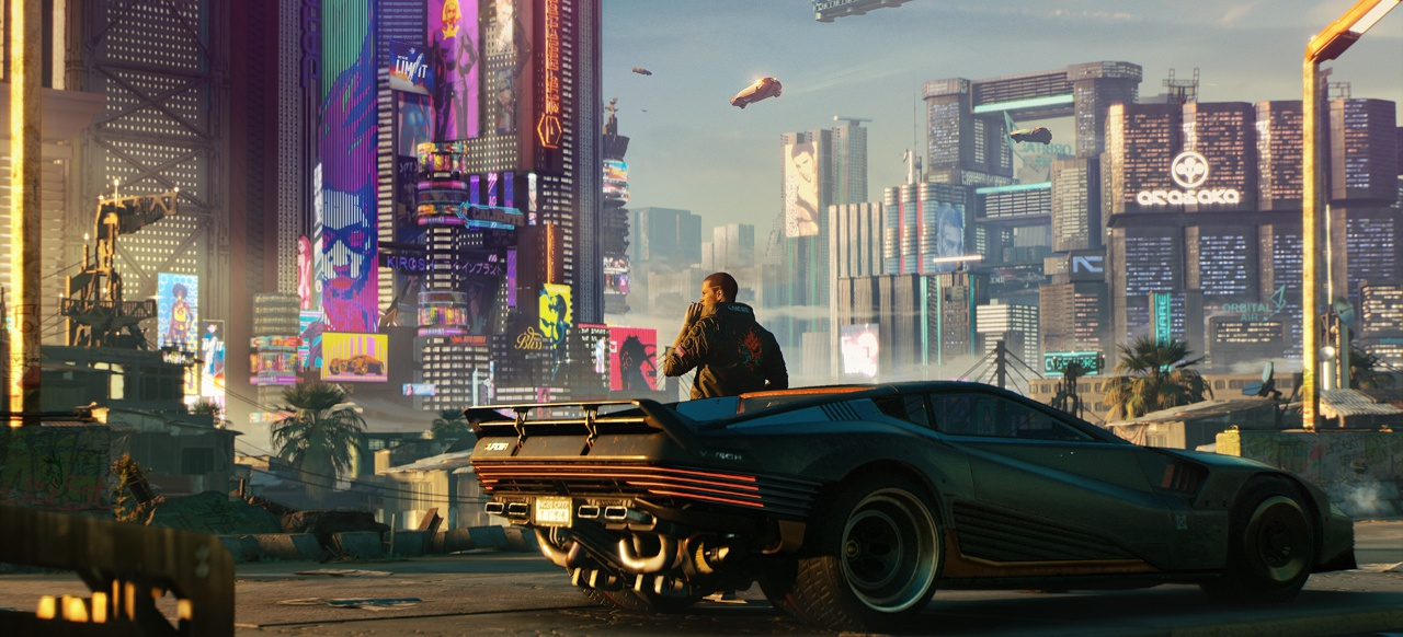 Cyberpunk 2077: Making-of-Video: So entstand der E3-Trailer 2019