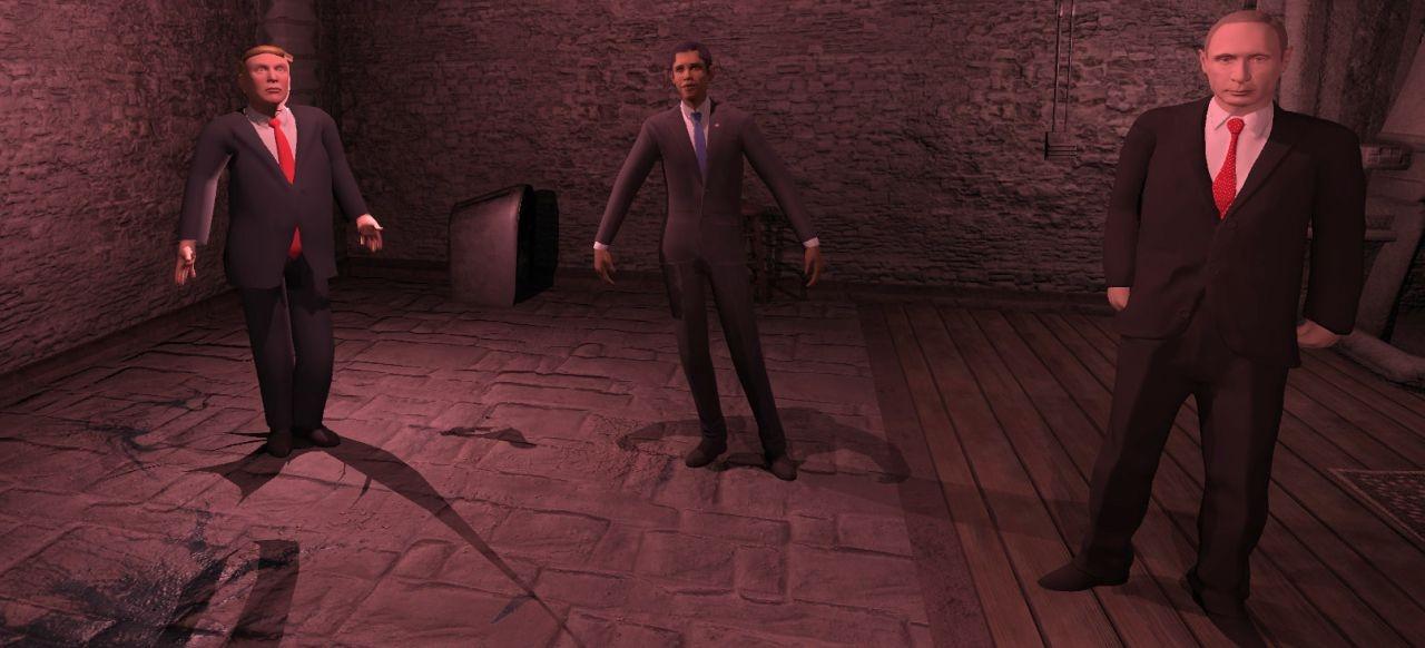 House of Detention (Action-Adventure) von Dungeon Master