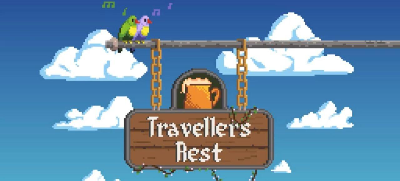 Travellers Rest (Simulation) von Metaboli Publishing