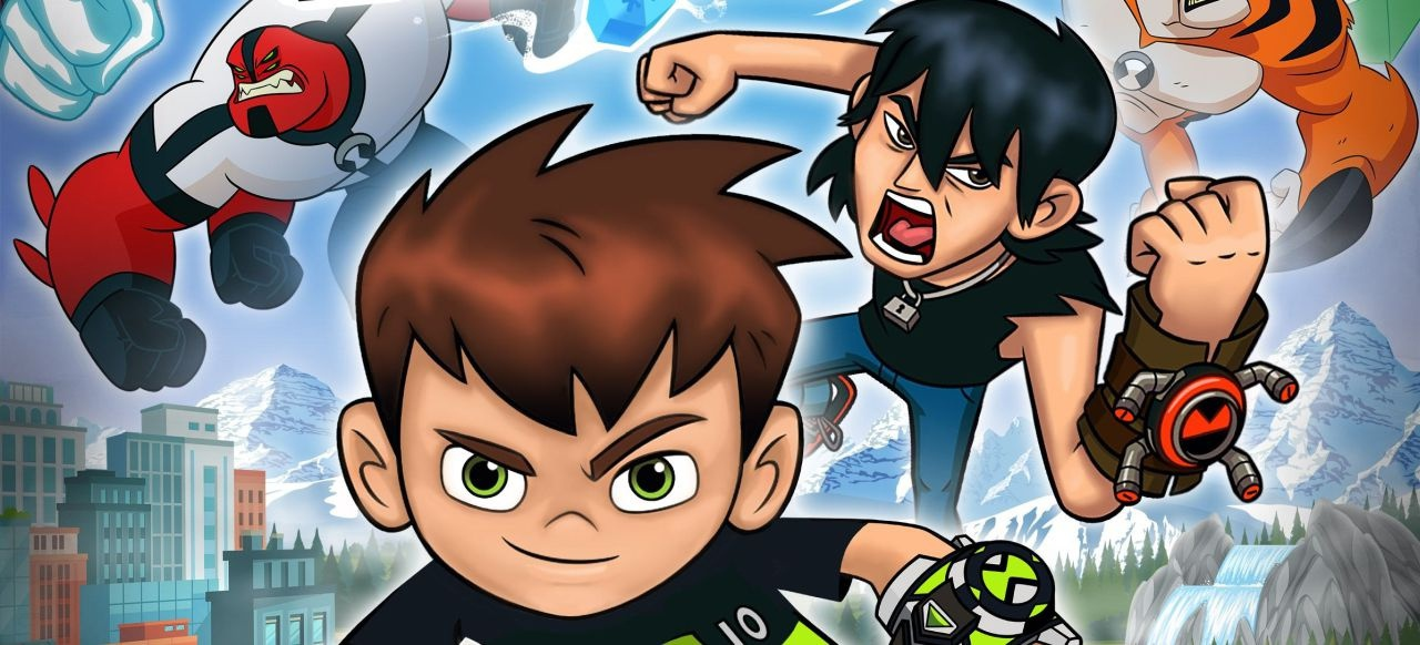 Ben 10: Power Trip (Action-Adventure) von Outright Games