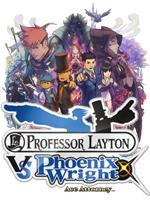 Alle Infos zu Professor Layton vs. Phoenix Wright: Ace Attorney (3DS)