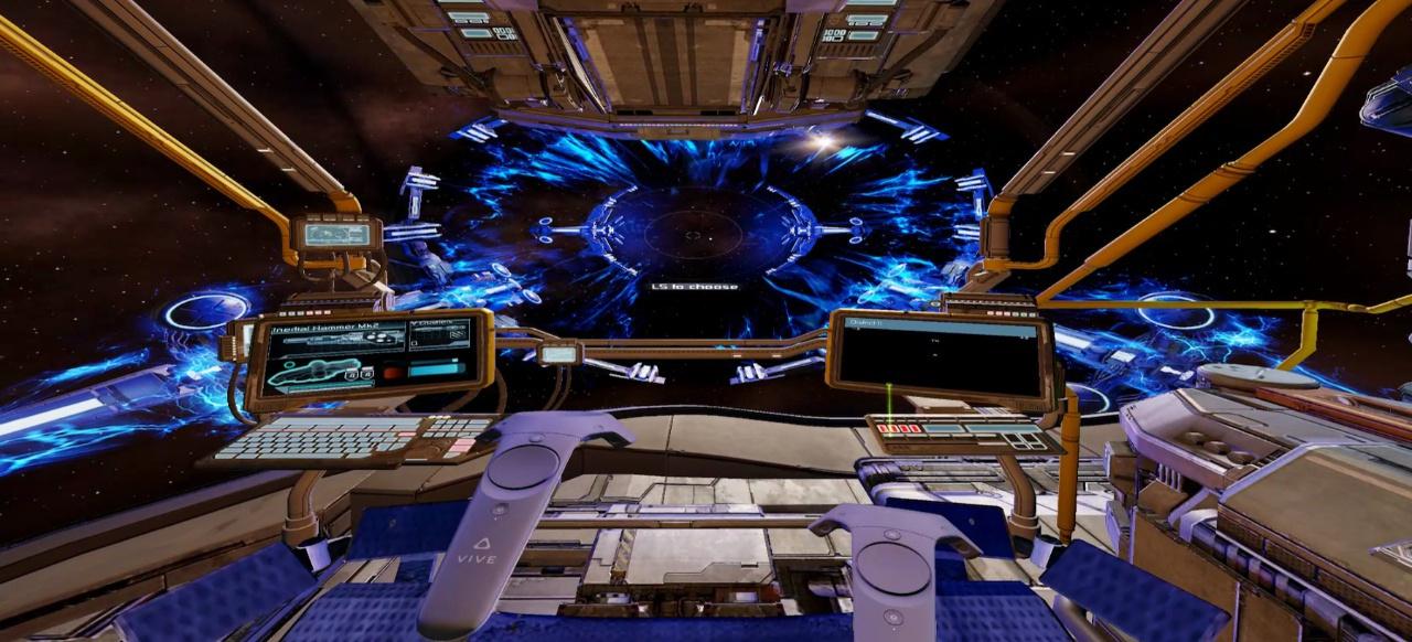 X Rebirth VR Edition (Simulation) von Deep Silver