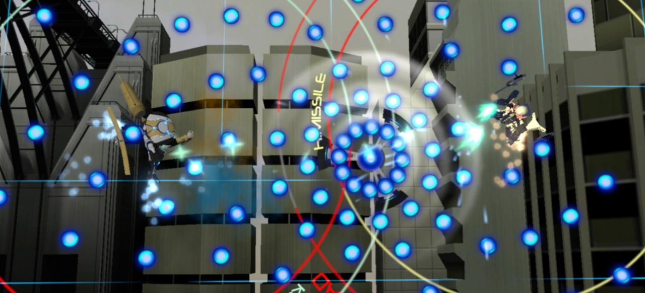 Senko no Ronde 2 (Arcade-Action) von Degica, Kadokawa Games