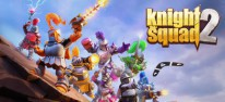 Knight Squad 2: Die ritterlichen Party-Spiele sind eröffnet
