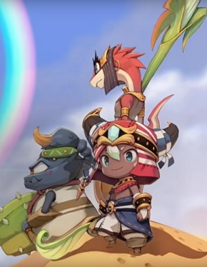 Alle Infos zu Ever Oasis (3DS,N3DS)