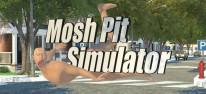 Mosh Pit Simulator: Physik-Spielplatz mit knochenlosen Humanoiden hat den Early Access verlassen