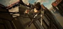 A.O.T. 2: Final Battle: Anime-Action für PC, PS4, Switch und Xbox One veröffentlicht