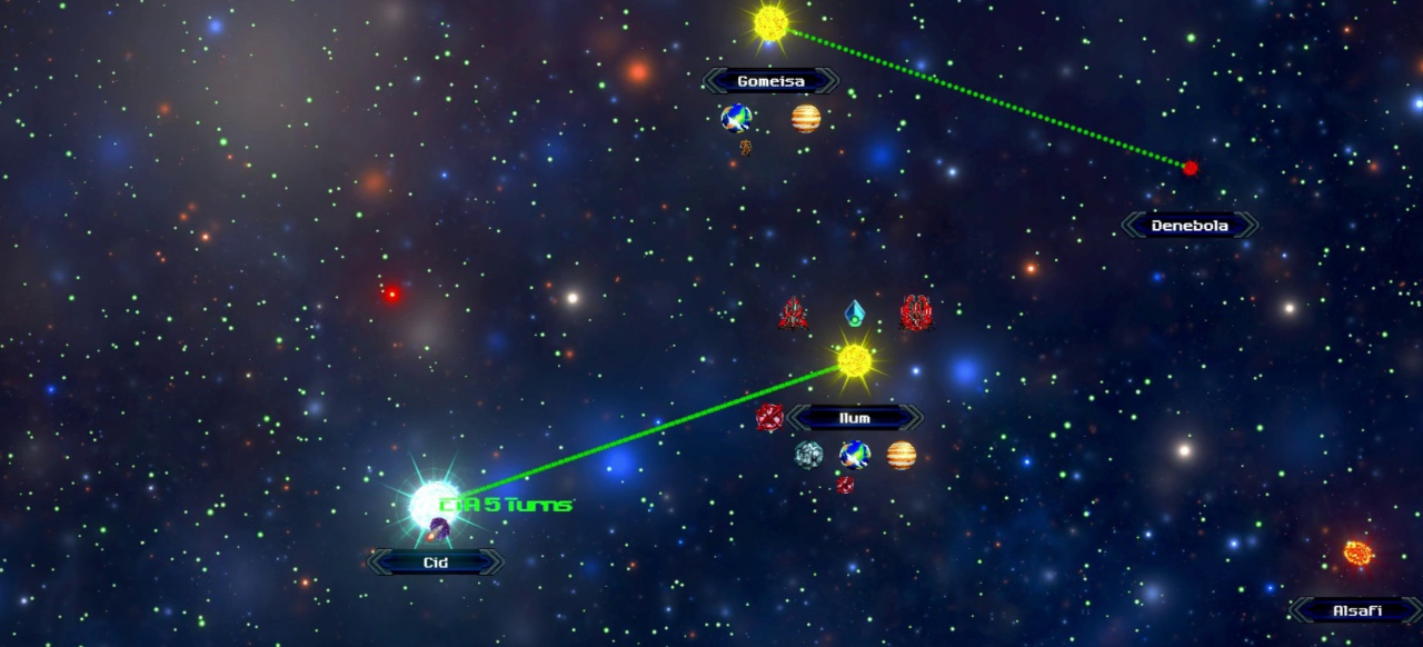 Astra Exodus (Strategie) von Slitherine Ltd.