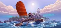 Windbound: Spielszenen vermitteln neue Eindrücke aus dem Survival-Abenteuer, Stadia-Umsetzung angekündigt