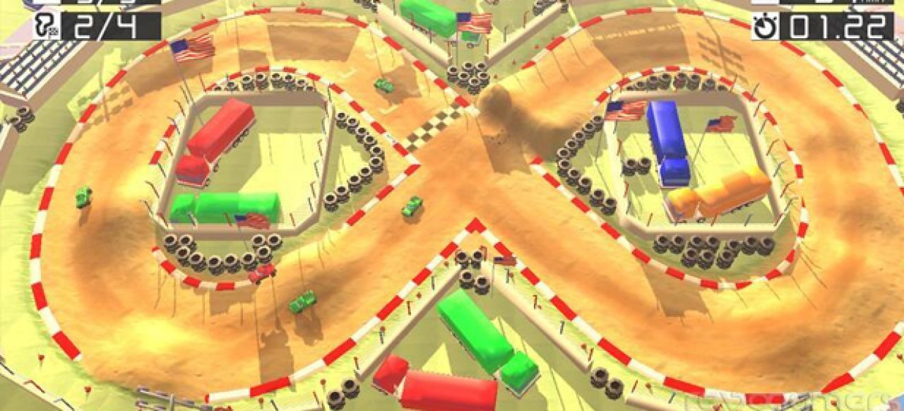 Rock 'N Racing Off Road (Rennspiel) von EnjoyUp Games