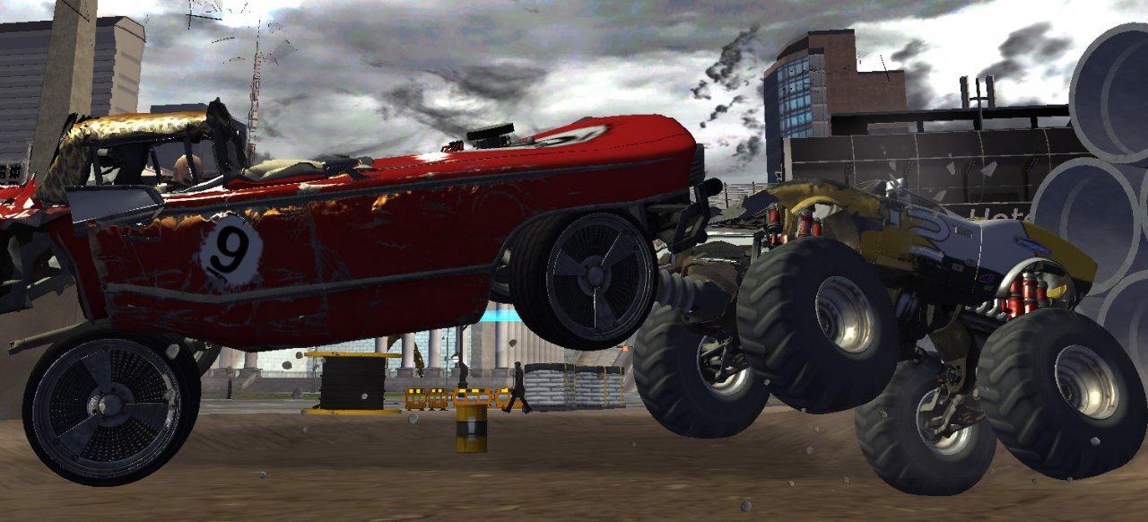 Carmageddon: Reincarnation (Rennspiel) von Stainless Games